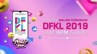 Download [FULL] Anugerah DFKL 2019 Video