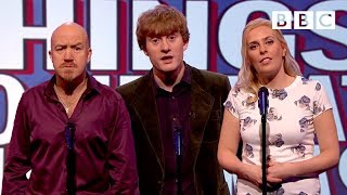 Download Unlikely things to hear at Christmas | Mock the Week - BBC Video