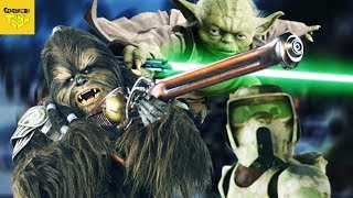 Download Everything Right with the Battle of Kashyyyk Video