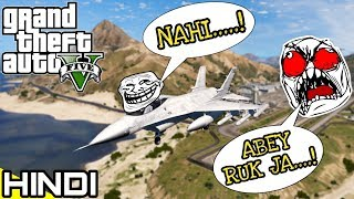 Download STEALING ✈️HYDRA✈️ from MILITARY BASE | GTA V | Video