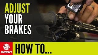 Download How To Set Up And Adjust Your Brakes | Mountain Bike Maintenance Video