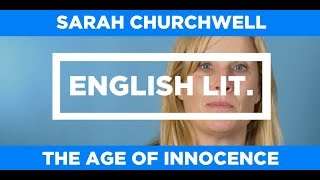 Download ENGLISH LIT. - Sarah Churchwell - Age of Innocence Video