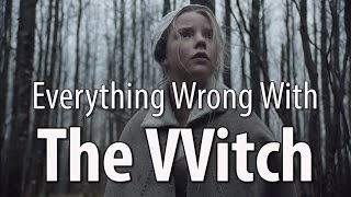 Download Everything Wrong With The Witch In 12 MInutes Or Less Video