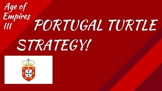 Download Portugal Turtle Strategy! AoE III Video