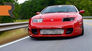 Download The 650 HP RB26-Powered Nissan 300ZX | A Skyline GTR's Alter Ego Video