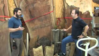 Download Tour Nick Offerman's California Workshop Video
