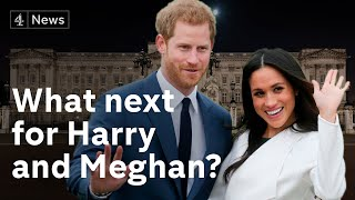 Download Meghan and Harry latest: What next for the couple amid royal backlash? Video