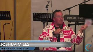 Download Joshua Mills - The Three Purposes of the Anointing - July 13, 2018 Video