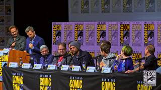 Download Supernatural: 2018 Comic-Con Panel Video