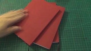 Download Simple Book Binding Video
