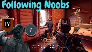 Download Noob Hunting - Rainbow Six Siege Video