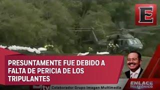 Download Enrique Albores y las causas del accidente aéreo del Chapecoense Video