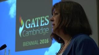 Download Bridget Kendall keynote speech Video