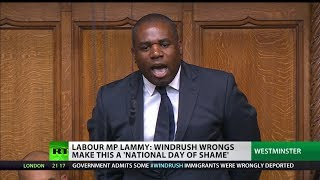 Download David Lammy: Windrush wrongs make this a 'national day of shame' Video