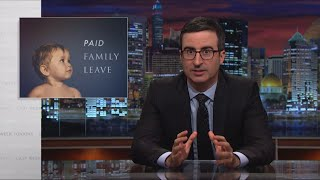 Download Paid Family Leave: Last Week Tonight with John Oliver (HBO) Video