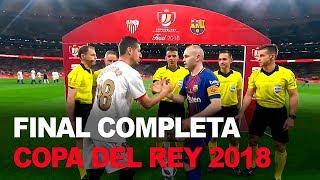 Download Sevilla 0-5 Barcelona COMPLETO | Final Copa del Rey 2018 | Fútbol Video