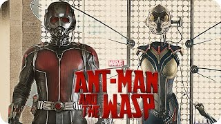 Download Marvels ANT MAN 2 Movie Preview (2018) Ant-Man and the Wasp Video
