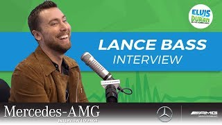 Download Lance Bass on 'The Boy Band Con: The Lou Pearlman Story' | Elvis Duran Show Video