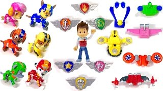 Download Help Paw Patrol Match Their Air Rescue Pup Packs Video
