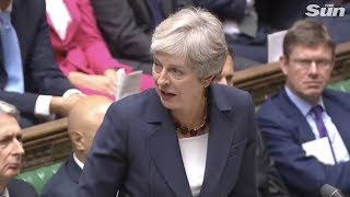 Download PMQs: Theresa May quizzed on the latest Novichok findings Video
