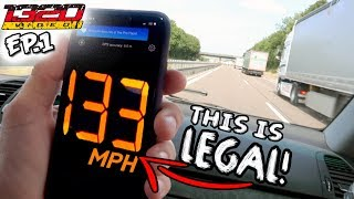 Download Our FIRST Time on the AUTOBAHN! (Germany: EP-1) Video
