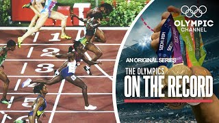 Download The Photo-Finish of One of the Biggest Olympic Rivalries | Olympics On The Record Video