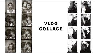 Download VLOG COLLAGE: fitness, make-up, food Video