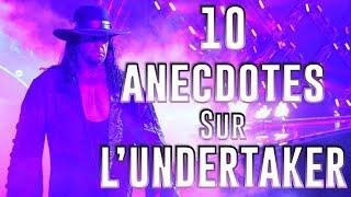 Download 10 ANECDOTES SUR L'UNDERTAKER EN COULISSES Video