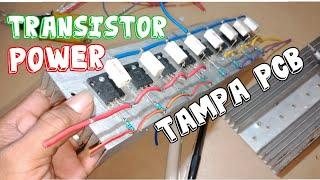 Download Tutorial merakit transistor final toshiba Video
