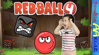 Download RED BALL 4 (Part 2 of Green Hills Level) with Aaden & Mum :) Video