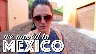 Download WE MOVED TO MEXICO! Saturday Market Exploring in San Miguel de Allende + What's Coming Video