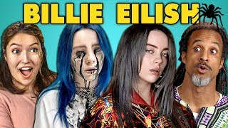 Download Adults React To Billie Eilish Video