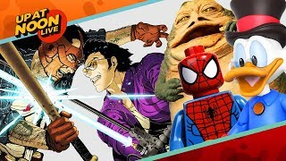 Download Suda51 Strikes Again, Funko Disney and Bootleg LEGO - Up At Noon Live! Video