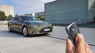 Download Lexus ES 300h TEST POV Drive & Walkaround English Subtitles Video