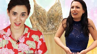 Download Women Who Never Went To Prom Choose Prom Dresses Video