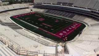 Download University of Houston TDECU Stadium Time-Lapse Video
