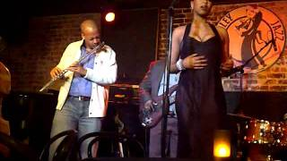 Download Carolyn Malachi - Footprints [Live Remix] ft. Trey Eley on Flute, Thomas Morris on Drums, et. all Video