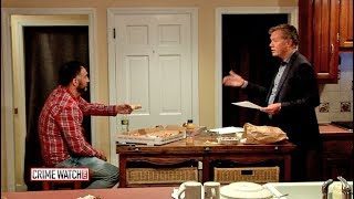 Download Man brings pizza to teen's house, meets Chris Hansen instead Video