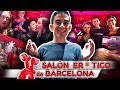 Invitado de Honor entre las actrices TOP en el Salón Eró**co de Barcelona 😎
