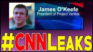 Download James O'Keefe Of Project Veritas RELEASES Over 100 Hours Of Audio From CNN Headquarters Video