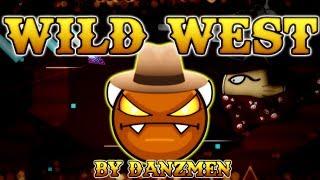 Download COWBOY GUNFIGHT! Wild West by DanZmen 100% EASY DEMON | Geometry Dash Video