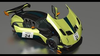 Download Assetto Corsa Aston Martin Vulcan AMR Pro 2018 Video