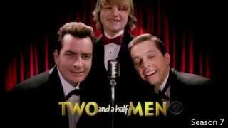 Download Two and a Half Men - All intros Video