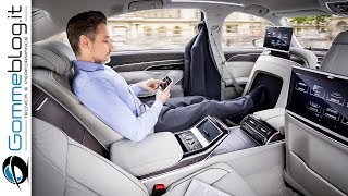 Download 2019 Audi A8 - INTERIOR Video