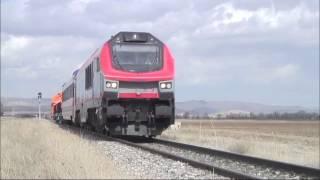 Download Türkiye Milli Üretime Geçti ″Yeni Nesil Milli Yük Vagonu″ TÜDEMSAŞ'ta Üretildi Video