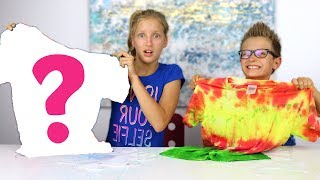 Download 3 COLOR TIE DYE CHALLENGE!!!!! Video
