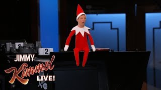 Download The Elf on the Shelf Confronts Jimmy Kimmel Video