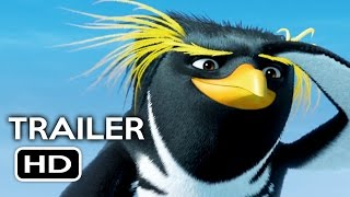 Download Surf's Up 2: WaveMania Official Trailer #1 (2017) John Cena Animated Movie HD Video