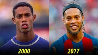 Download Ronaldinho - Transformation From 1 To 37 Years Old Video