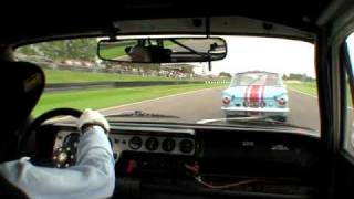 Download Stirling Moss in a Lotus Cortina Video
